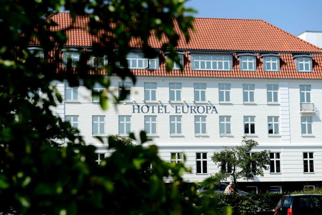 Aabenraa City - Hotel Europa
