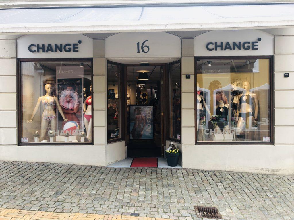 Aabenraa City - Change