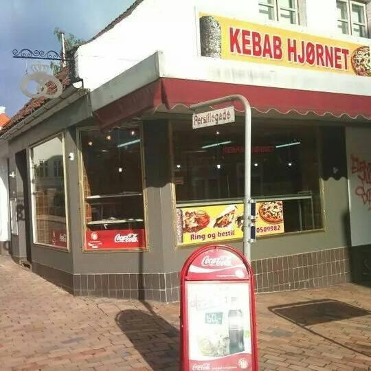 Aabenraa City - Kebab Hjørnet