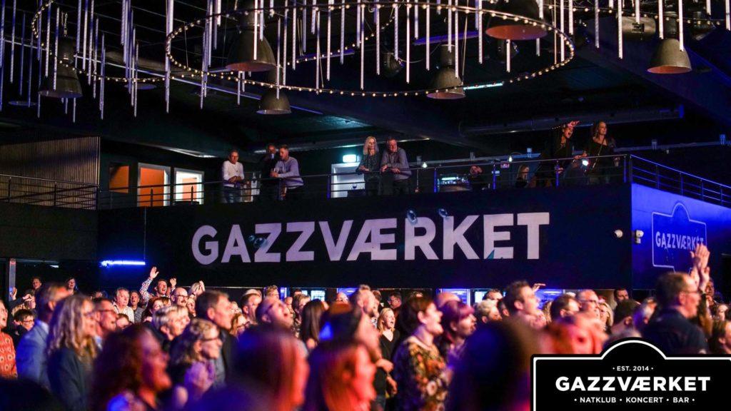 Aabenraa City - Gazzværket