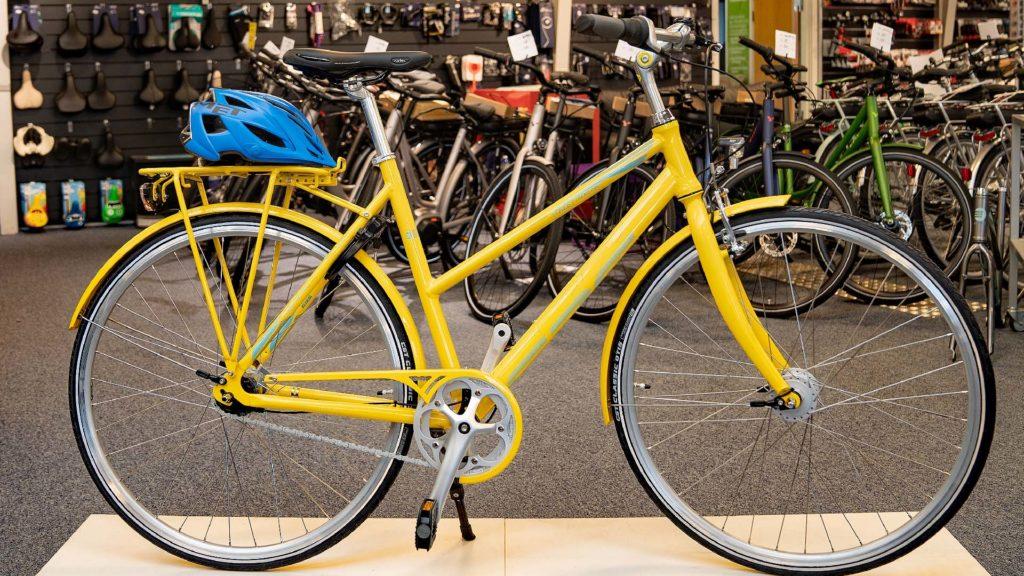 Aabenraa City - Karstens cykler