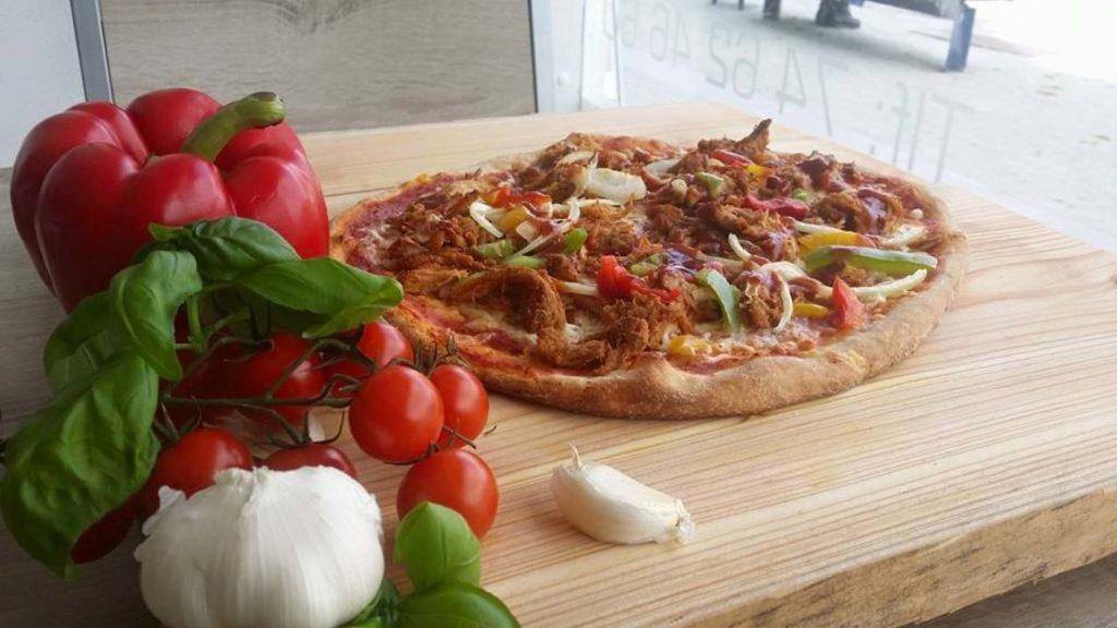 Aabenraa City - Aabenraa Pizzahus